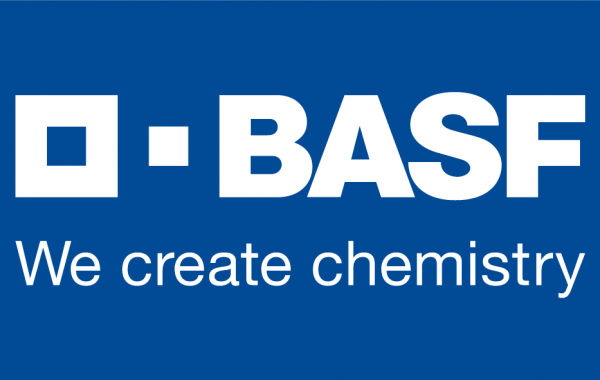 The BASF Chemical Products Logo shows that Automotive Collision Specialists uses the highest quality automotive paint products from BASF during auto body collision repair and restoration.