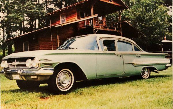 G&D Magazine 1960 Chevy Impala Restoration Left Front Three Quarter View